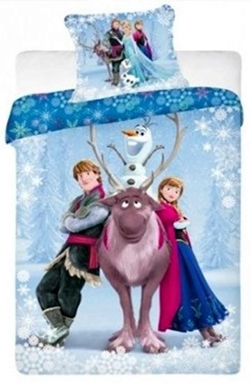 Afbeelding van Disney Frozen Dekbedhoes Group