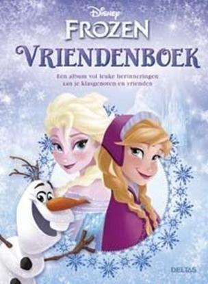 Afbeeldingen van Disney Frozen Vriendenboekje