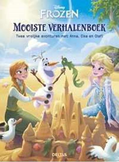 Afbeelding van Disney Frozen Mooiste verhalen