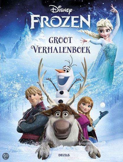 Afbeelding van Disney Frozen Groot verhalenboek