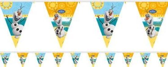 Afbeelding van Olaf vlaggenlijn