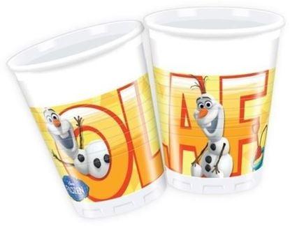 Afbeeldingen van Olaf bekertjes