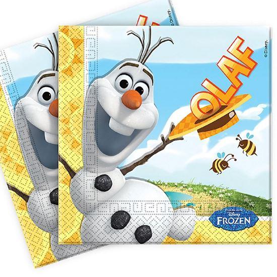 Afbeelding van Olaf servetten