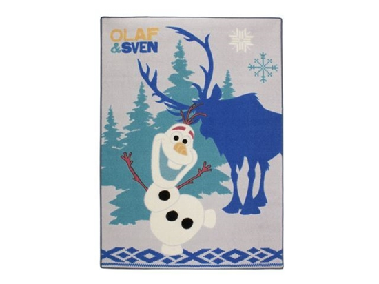 Afbeelding van Disney Frozen Vloerkleed Olaf