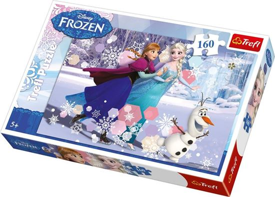 Afbeelding van Disney Frozen Puzzel 160