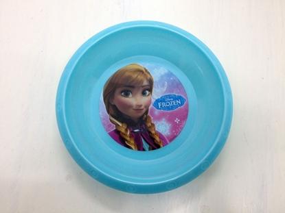Afbeeldingen van Disney Frozen schaaltje plastic