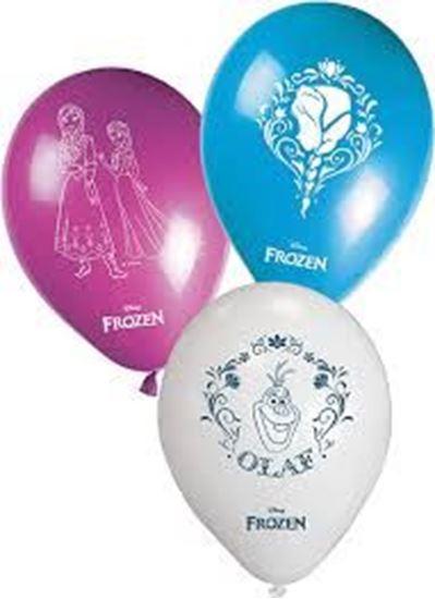 Afbeelding van Disney Frozen Ballonnen