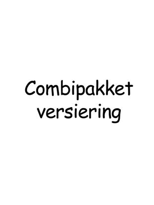 Afbeeldingen van Olaf combi versieringspakket