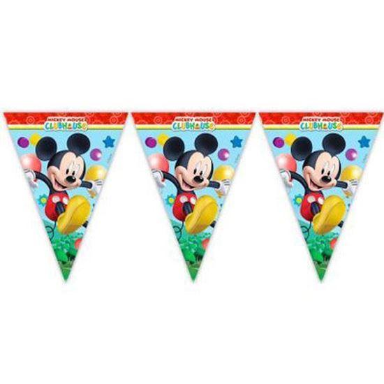 Afbeelding van Vlaggenlijn Mickey Mouse