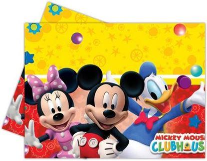 Afbeeldingen van Tafelkleed Mickey Mouse