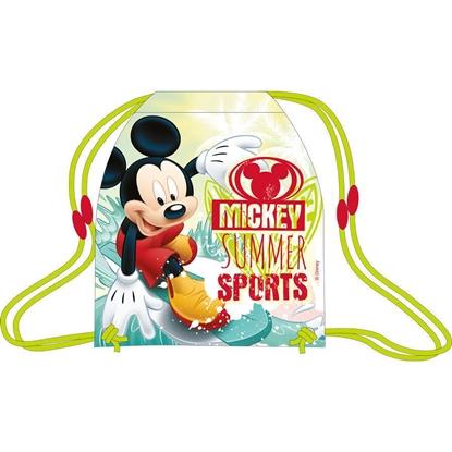 Afbeeldingen van Gym/zwemtas Mickey Mouse