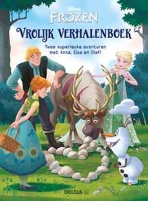 Afbeeldingen van Disney Frozen Vrolijk verhalenboek