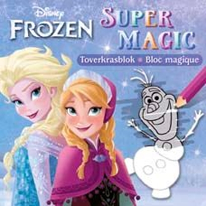 Afbeeldingen van Disney Frozen Super Magic