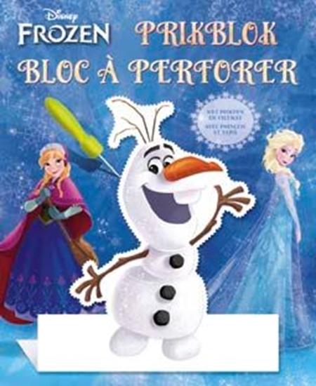 Afbeelding van Disney Frozen Prikblok