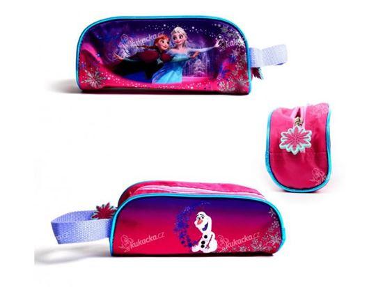 Afbeelding van Disney Frozen etui roze