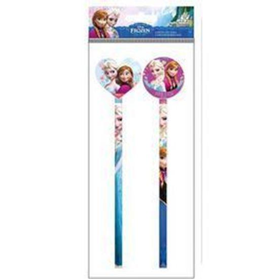 Afbeelding van Disney Frozen Potlodenset met gum