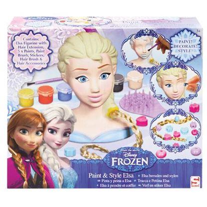 Afbeeldingen van Stylinghead Disney Frozen Elsa Gips