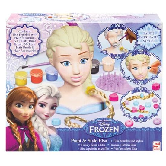 Afbeelding van Stylinghead Disney Frozen Elsa Gips