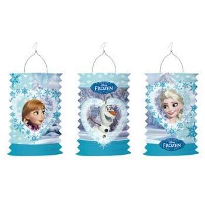 Afbeeldingen van Frozen lampion lang