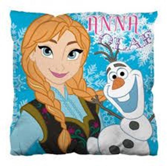Afbeelding van Disney Frozen Kussen Anna en Olaf