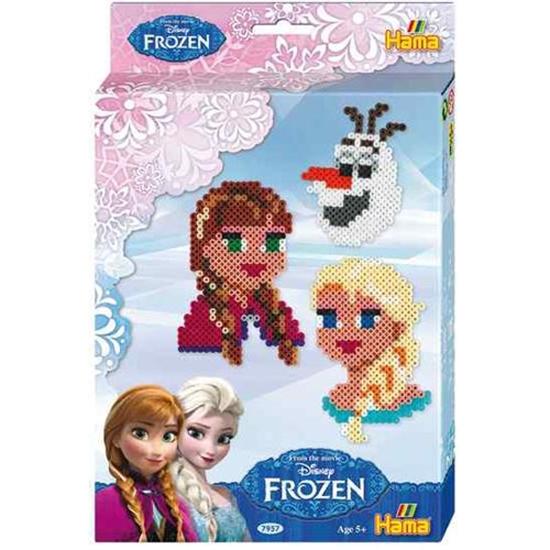 Afbeelding van Strijkkralen Disney Frozen Hanging Box 2000 Kralen