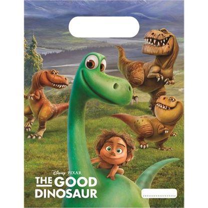 Afbeeldingen van Uitdeelzakjes 6 st. The Good Dinosaur