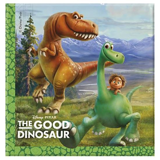 Afbeelding van Servetten The Good Dinosaur