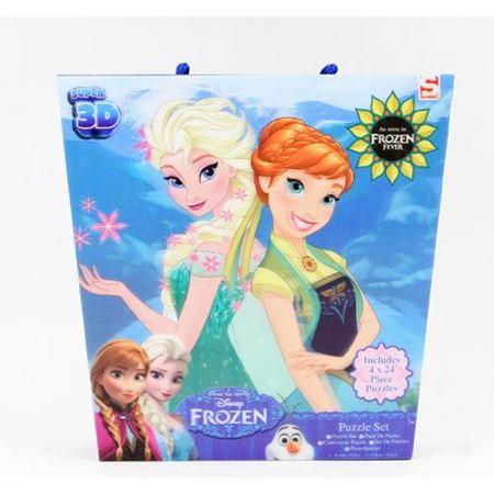 Afbeelding voor categorie Disney Frozen Puzzel/Spel