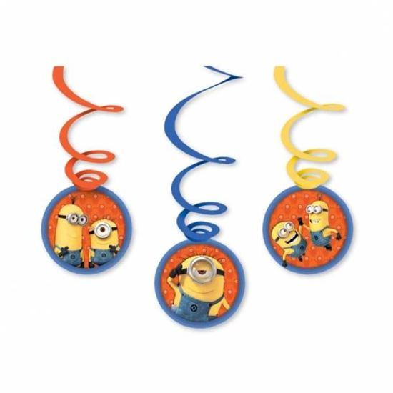 Afbeelding van Hangdeco oranje Minions (Despicable Me)