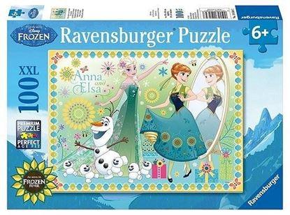 Afbeeldingen van Disney Frozen Puzzel 100 XXL