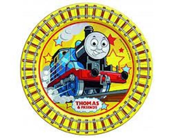 Afbeelding van Thomas bord geel