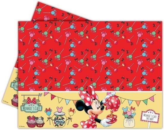 Afbeelding van Tafelkleed Minnie Mouse