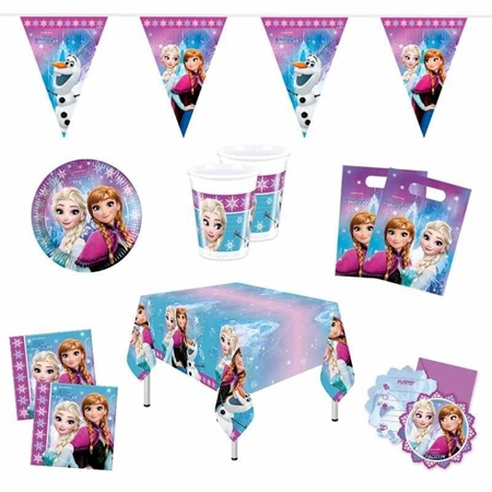 Afbeelding voor categorie Disney Frozen versiering
