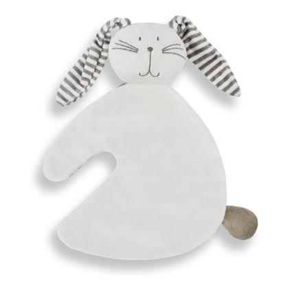Afbeeldingen van Tutdoek konijn wit