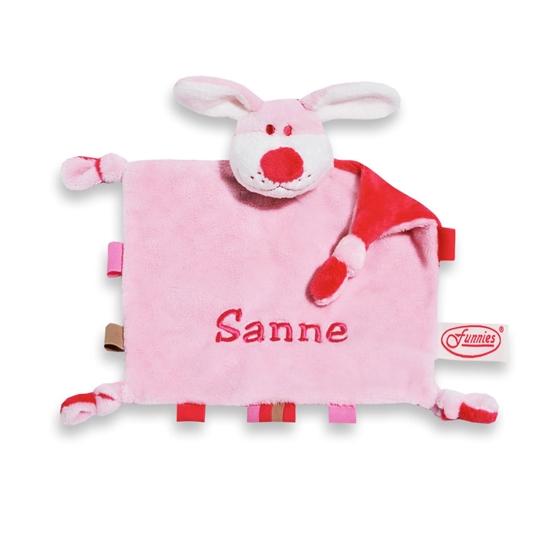 Afbeelding van Tutpop hond roze