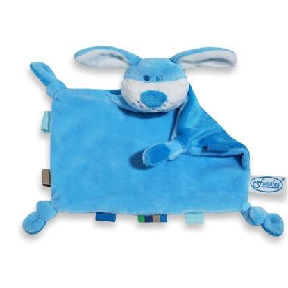 Afbeeldingen van Tutpop hond blauw