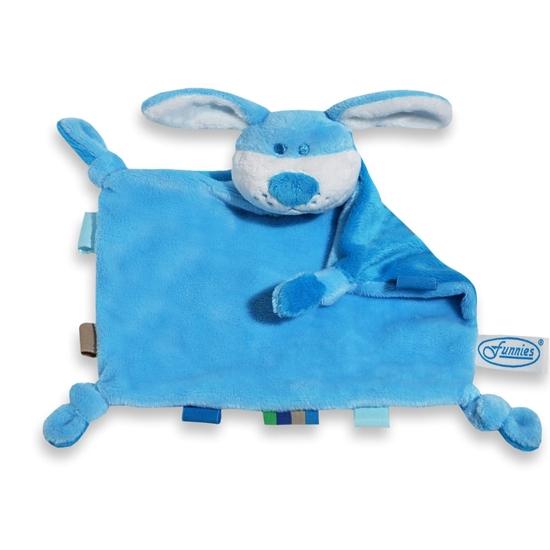 Afbeelding van Tutpop hond blauw