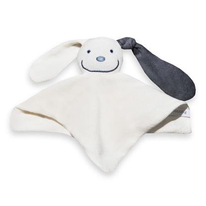 Afbeeldingen van Tutpop met gekleurd oor grijs
