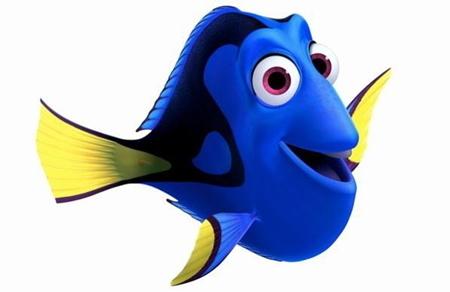 Afbeelding voor categorie Disney Finding Dory