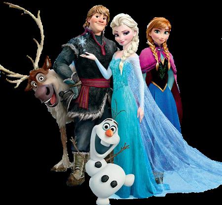 Afbeelding voor categorie Disney Frozen