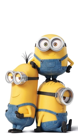 Afbeelding voor categorie Minions (Despicable Me)