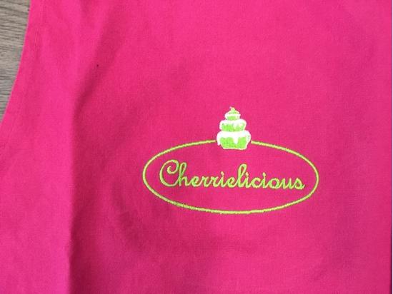 Afbeelding van Voorbeelden logo borduren