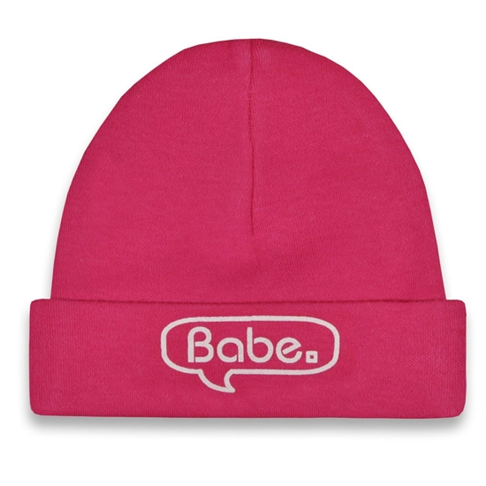 Afbeelding van Babymuts Babe