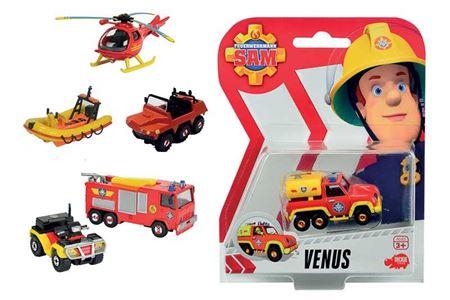 Afbeelding voor categorie Brandweerman Sam speelgoed