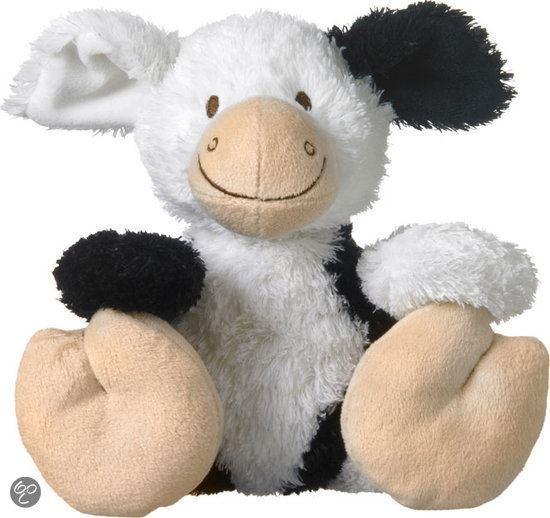 Afbeelding van Knuffel Happy Horse koe