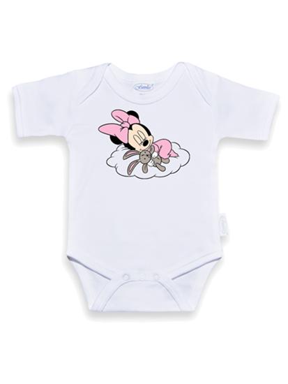 Afbeelding van Romper baby minnie roze