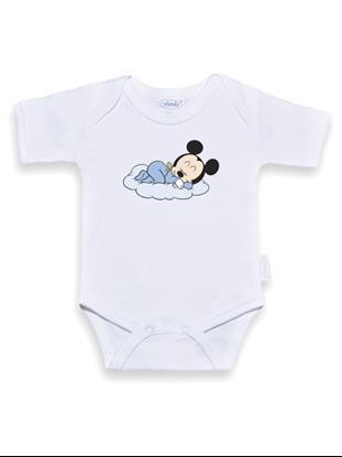 Afbeeldingen van Romper baby blauw