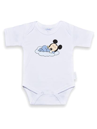 Afbeelding van Romper baby blauw