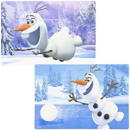 Afbeeldingen van Disney Frozen placemat Olaf