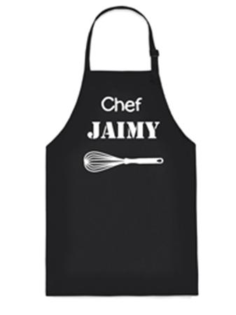Afbeelding voor categorie Keukenschort met Naam/Afbeelding
